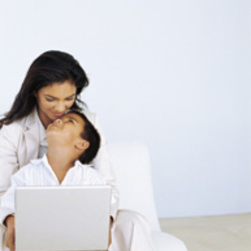 Easing Your Career Relaunch for Your Kids