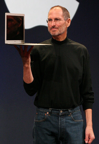 Fashion Bites: The Steve Jobs Effect, Plus the Gap's Great Descent