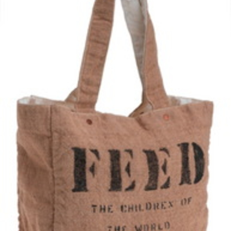 One Bag Bought = One Child Fed