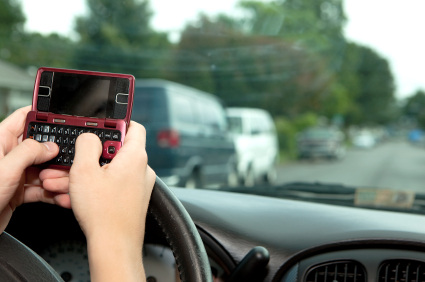 Driving Distractions: The Dangers of In-Car Electronics