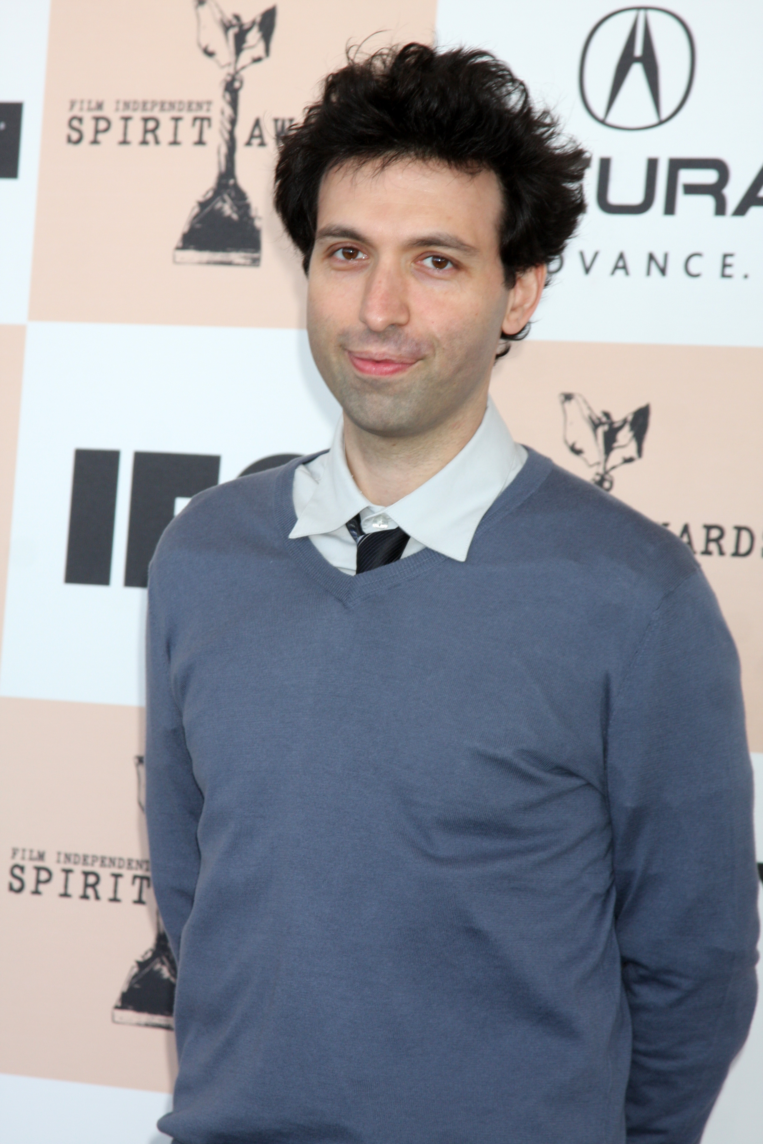 Alex Karpovsky Talks About Being a Man among Girls and Creating His Own Film Projects