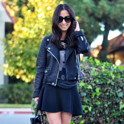 Fall Fashion Trend: All-Black Everything