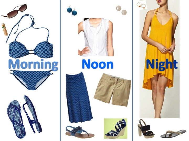 Get the Look: Everyday Summer Fashion!