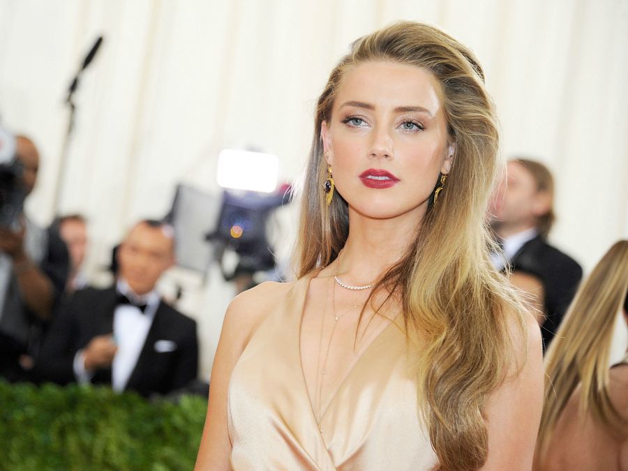 Amber Heard Did Something Amazing with Her $7M Divorce Settlement from Johnny Depp