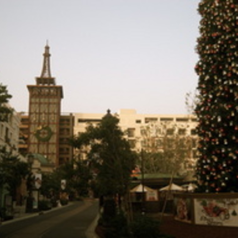 Christmas Shopping Around L.A.: The Americana at Brand