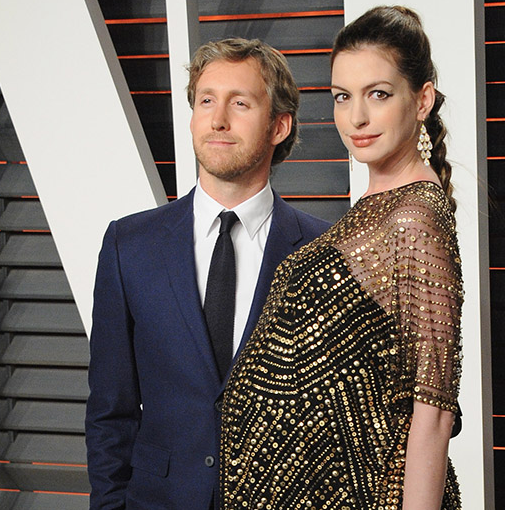 Anne Hathaway Welcomes a Baby Boy!