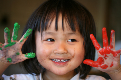 Kids and Messes: Why Chaos Leads to Creativity