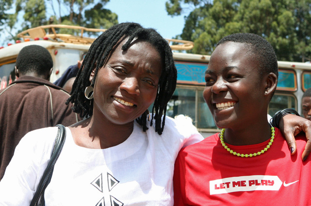 Auma Obama: Youth, Empathy, and Sports for Social Change