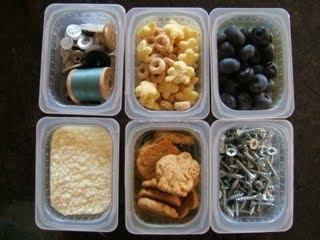 Five Practical Uses for Baby Food Containers