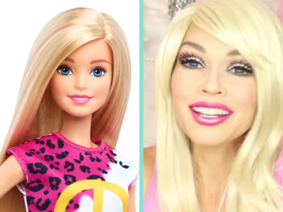 This Barbie-Inspired Makeup Will Make You Look Stunning