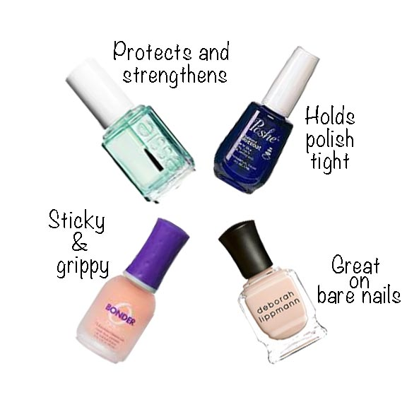 The Best Base Coats for Beautiful, Groomed Nails