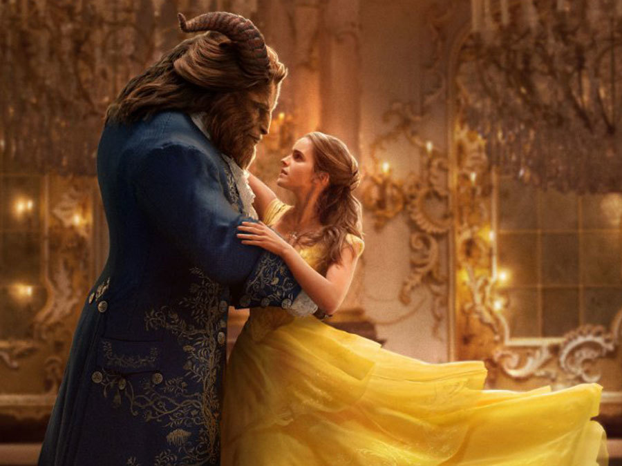'Beauty And The Beast'-Inspired Nail Polish Can Definitely Be Our Guest