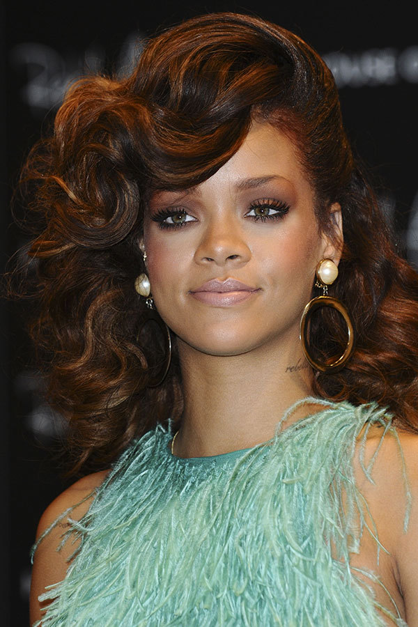 The Best Head-Turning Rihanna Hairstyles