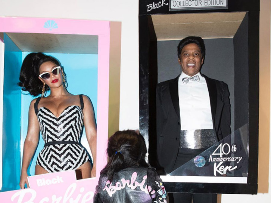 Sexy, Silly & Sometimes Spooky Celebrity Halloween Costumes