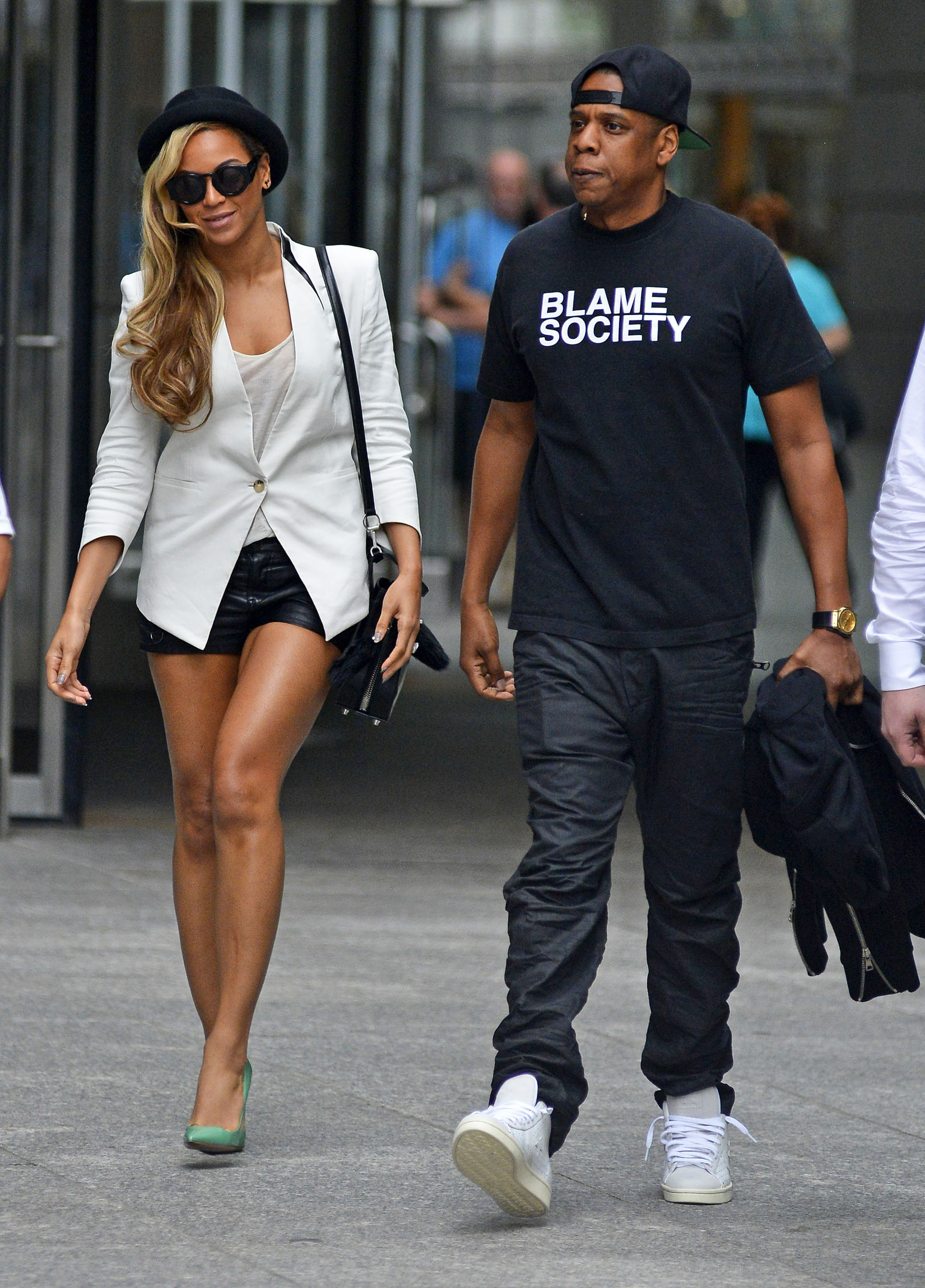 Get the Look: Beyonce's Casual Sophisticated Style