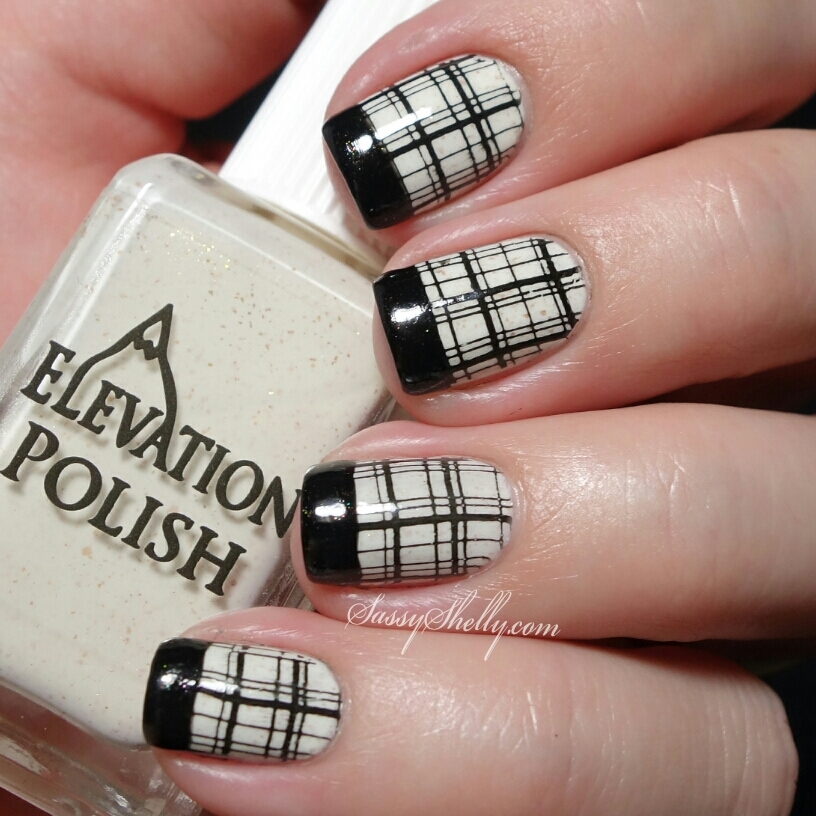 Black And White Nail Designs We Love