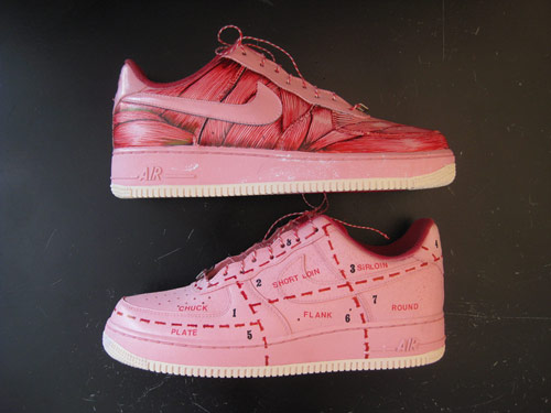 I'll Take My AirForce 1's Rare, Please
