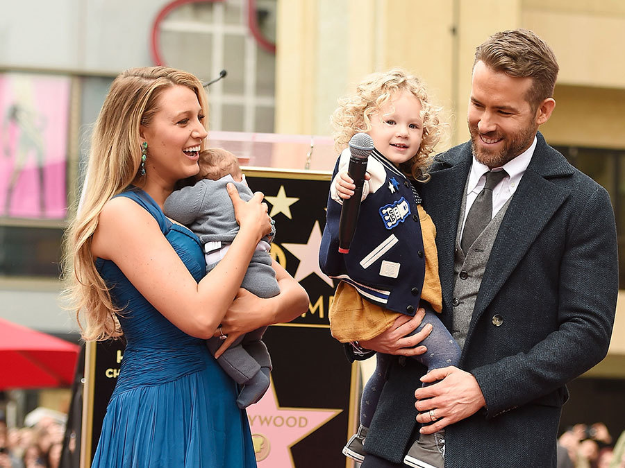 Ryan Reynolds And Blake Lively's Fam Could Not Possibly Be More Perfect