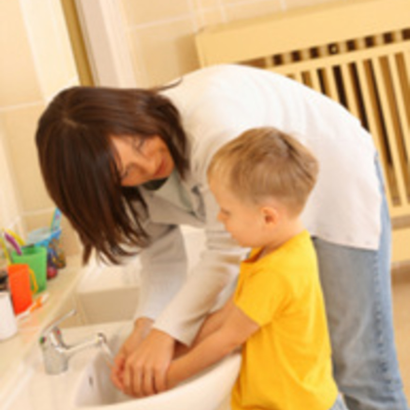 Keep the Hand Sanitizers Away from Children