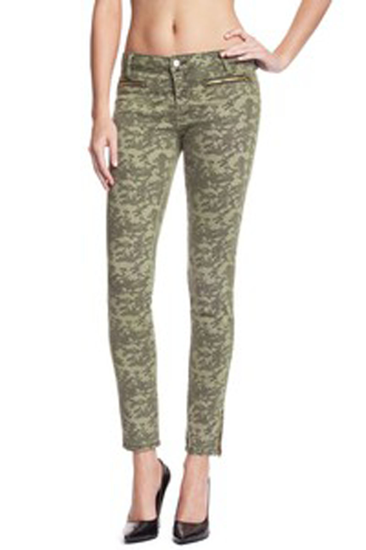 10 Things To Wear With Camo Skinny Jeans