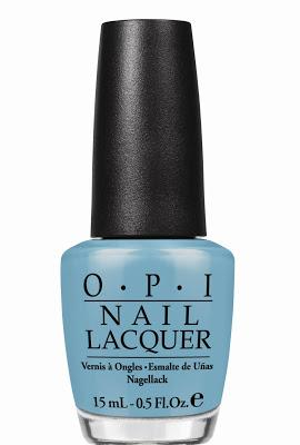 OPI's Spring Euro Centrale Polish Collection Is Just What Your Nails Need
