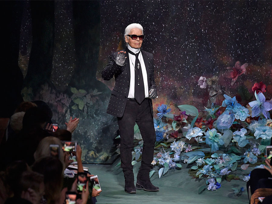 It's Karl Lagerfeld's World: The 10 Craziest Chanel Runway Shows Ever