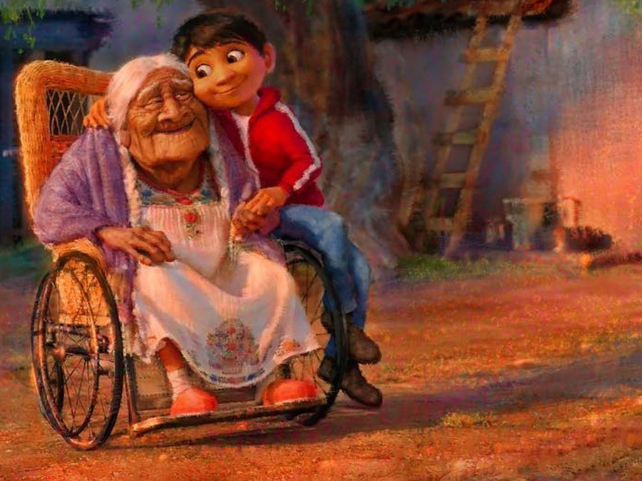 Pixar's Upcoming Film 'Coco' Features An All-Latino Cast, Which Is A Huge Win