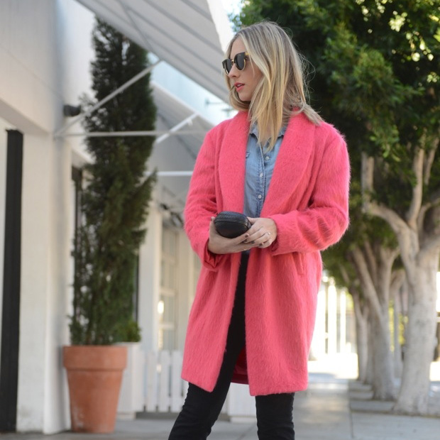 The Cocoon Coat: Cozy Up in Style