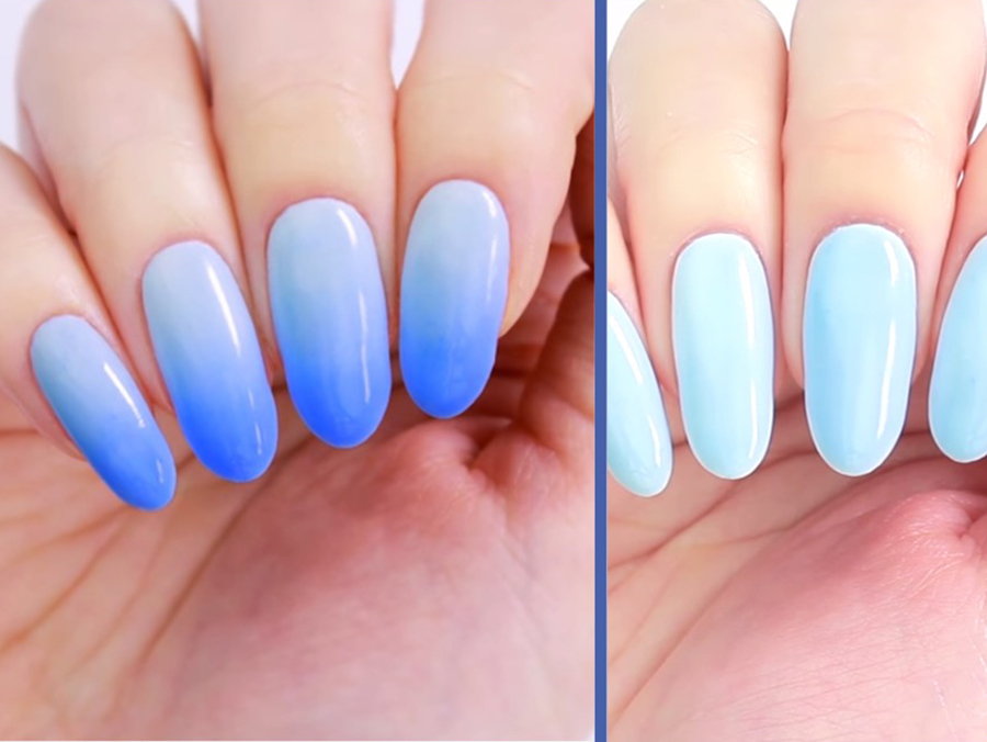 Amp Up Your Tired Mani With This DIY Color-Changing Polish