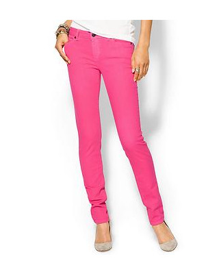 Our Favorite Colored Skinny Jeans Under $200