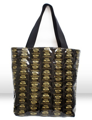 A Bag to Ease Your Fear of Carrying Condoms. Wait, What?