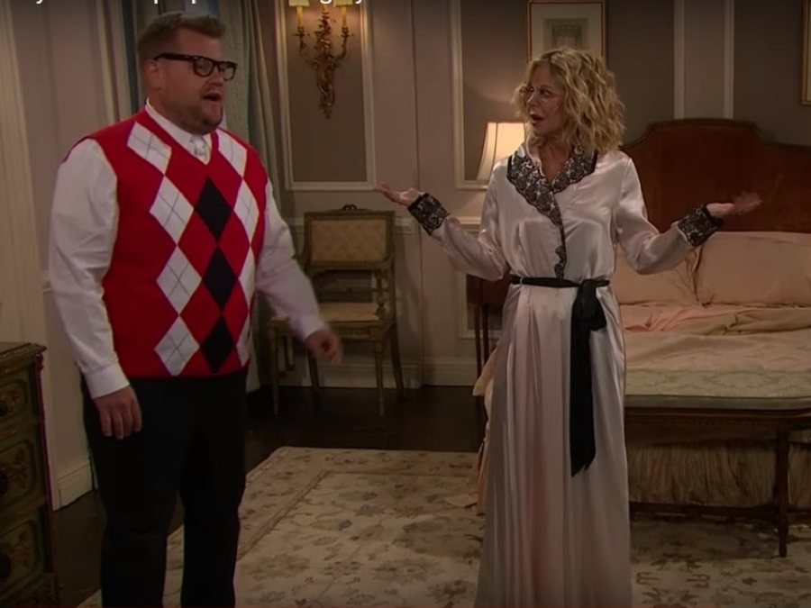 James Corden's Beyoncé Soap Opera Is Everything Right In The World