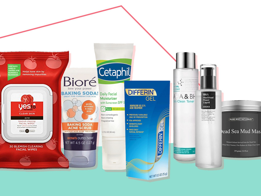The Best Skincare Products For Getting Rid Of Pesky Blackheads