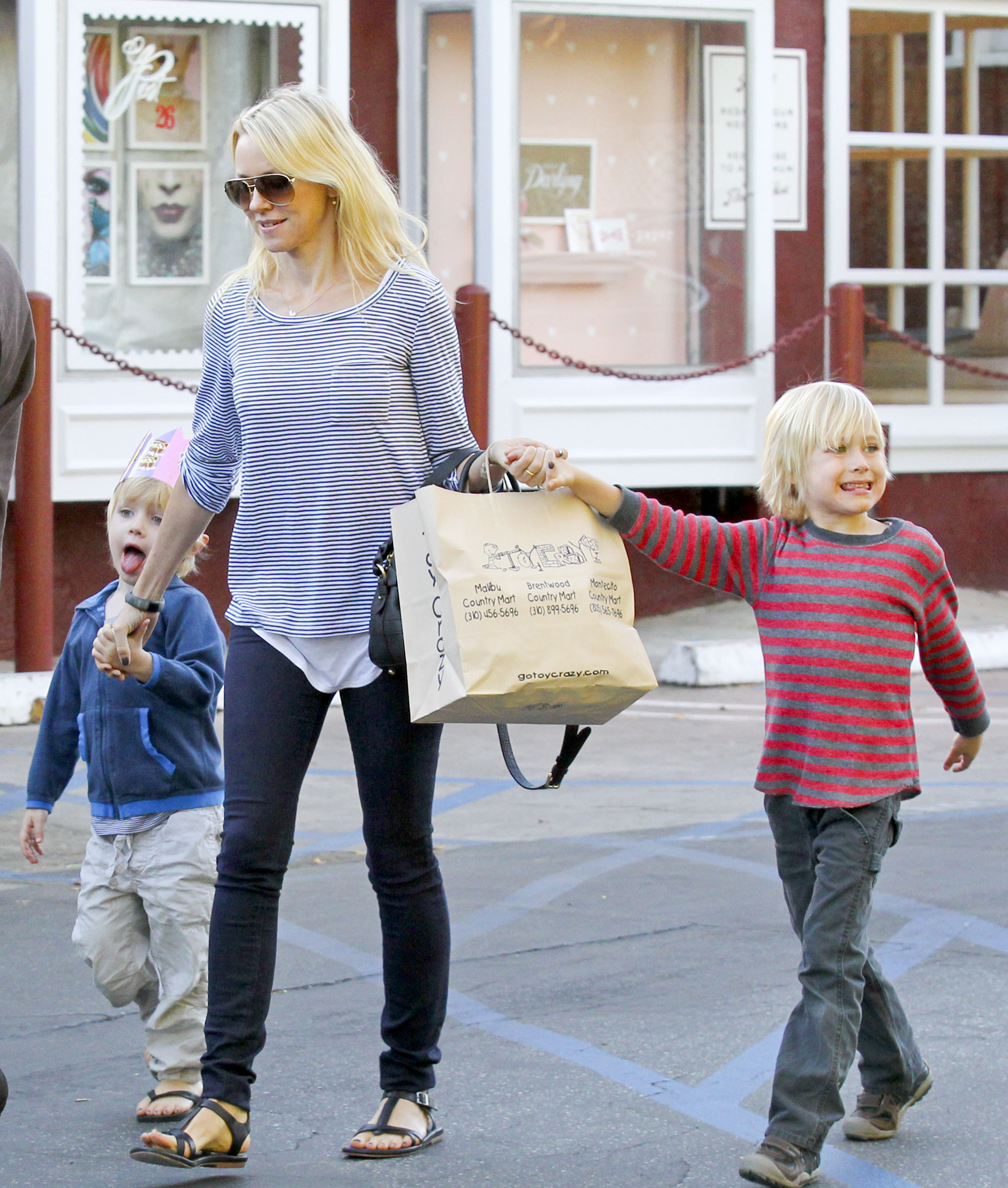 Get the Look: Naomi Watts