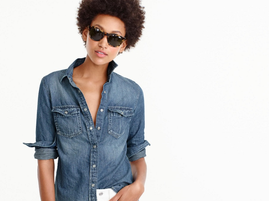 Move Over, Jeans: 18 Ways To Refresh Your Wardrobe With Denim