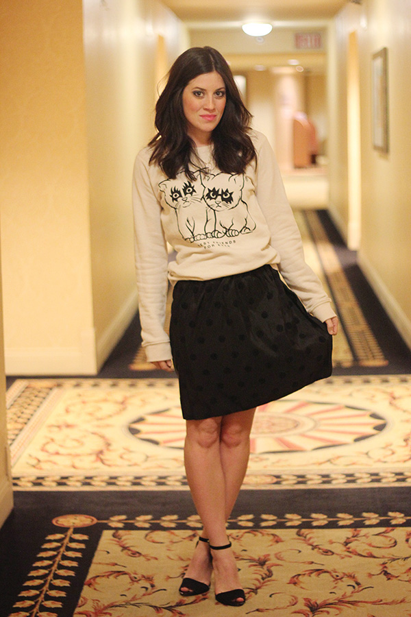 DIY Party Skirt: Fun & Flirty in Less Than 30 (Minutes)