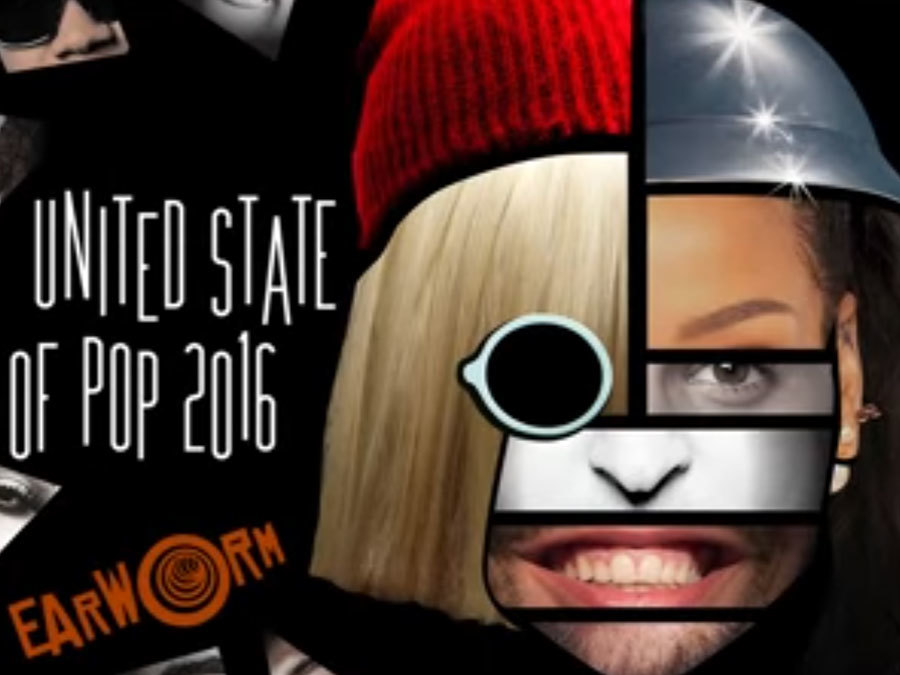 DJ Earworm's 2016 Mashup Is A Reminder That This Year Brought Great Pop Music