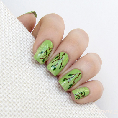 Go Green: 13 Earth Day Nail Looks We Love
