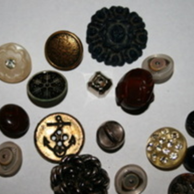 Reusing Old Buttons
