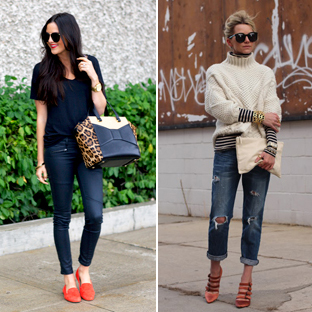 Must-Have Denim for Fall 2013