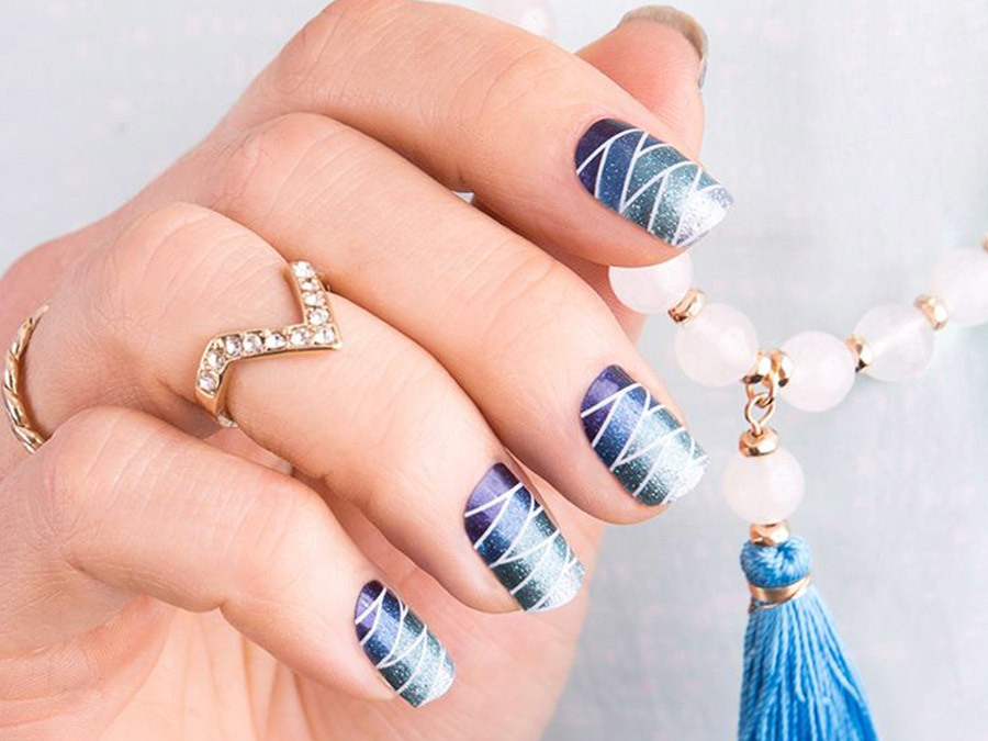 Can You Use Nail Wraps on Acrylic Nails?