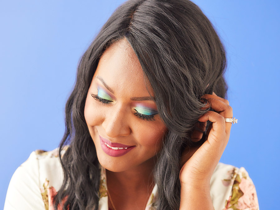 Show Your True Colors With This Gorgeous Colorful Makeup Tutorial