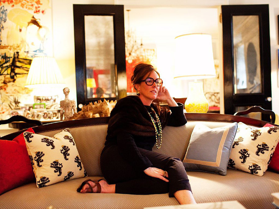 20 Questions With Kate Spade