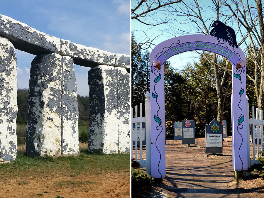 19 of the Coolest Landmarks to See on Your Next Road Trip