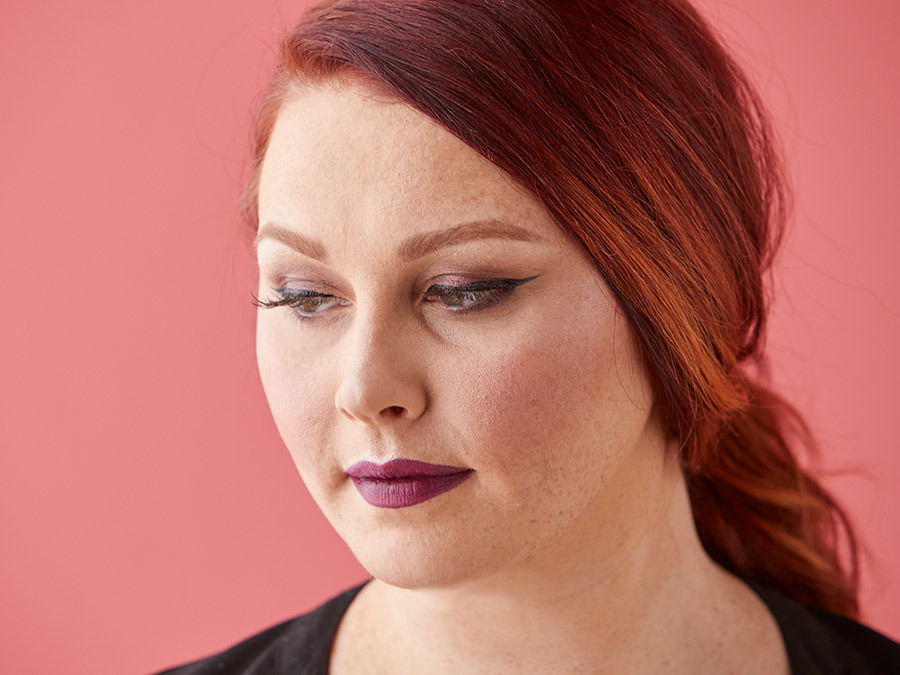 Master Modern Goth Makeup With This Chic, Edgy Tutorial