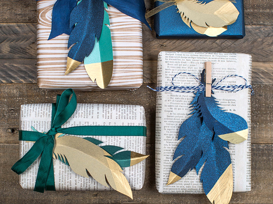 Take Your Holiday Gifts To The Next Level With These Awesome Wrapping Ideas