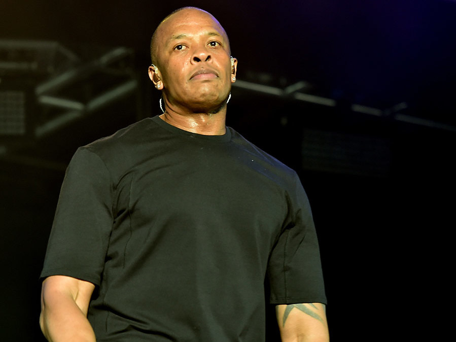 Dr. Dre Handcuffed and Questioned by Police After Apparent Road Rage Incident