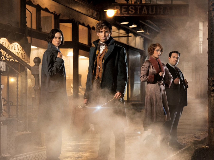 Every Amazing Thing We Know About The 'Fantastic Beasts' Movies