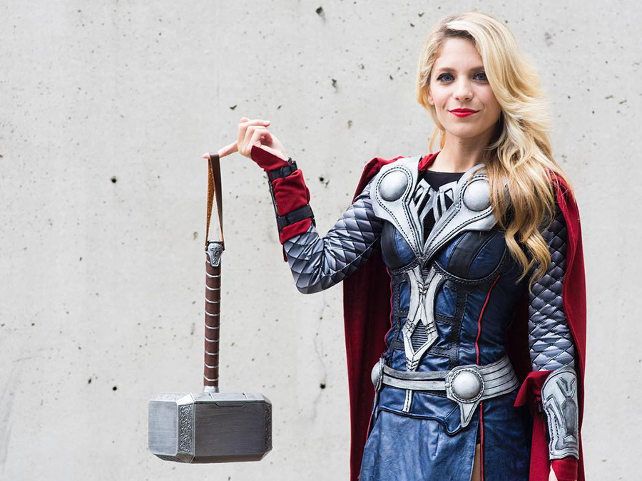 13 Seriously Incredible Cosplays Spotted At New York Comic Con