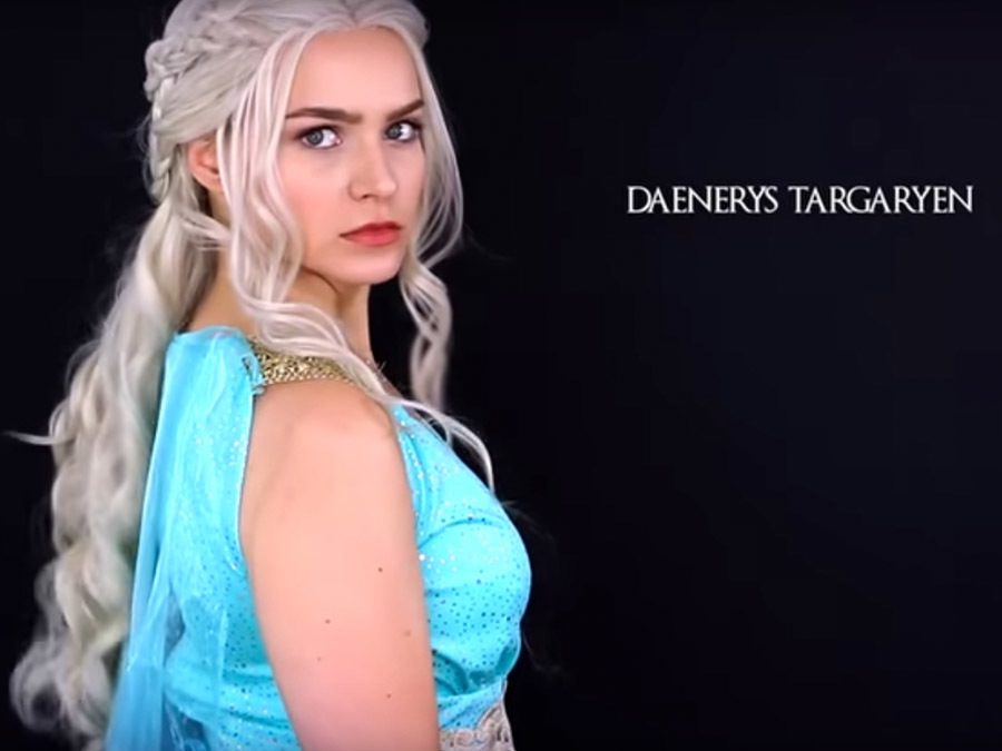 3c82aa4dc9ddfe 14 Halloween Hair Tutorials That Will Make Your Costume Complete - More